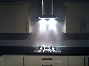 care Home Kitchen Fitting