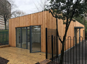 SIPs Classroom for school refurbishment