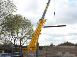 Moving Heavy Steels