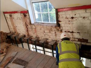school building refurbishment West Midlands