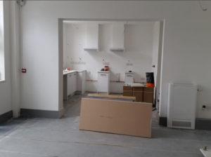school lab refurbishment West Midlands