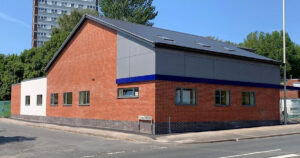 Construction Company builds Dudly Community Centre