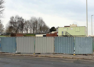 Dudley Counselling Centre Demolished