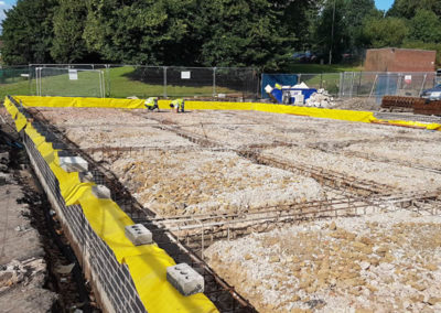 Raft Foundation Dudley