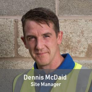 Dennis McDaid