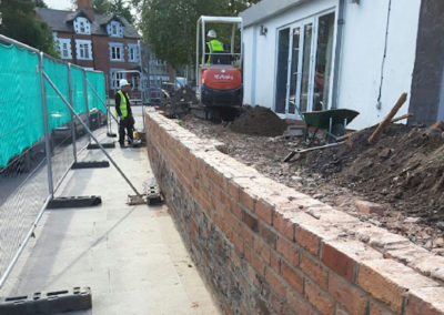 Boundary wall builders