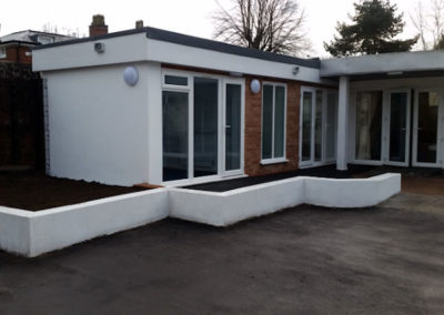 Care Home Construction Completed