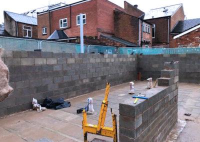 Commercial Building contractors Birmingham