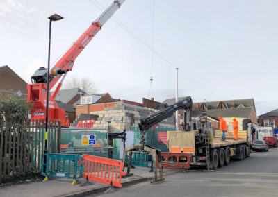 Commercial Building contractors Midlands
