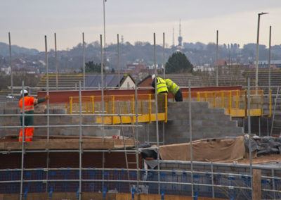Commercial building contractors Midlands