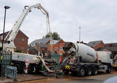 Construction Birmingham