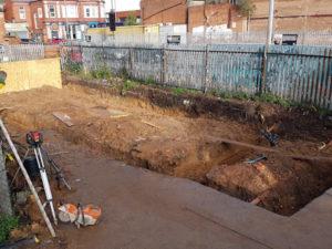 Excavations of Groundworks