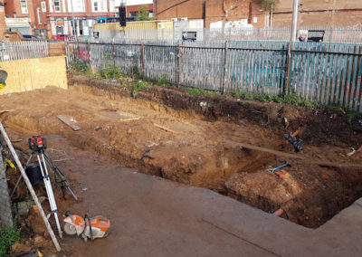 Excavations of Groundworks