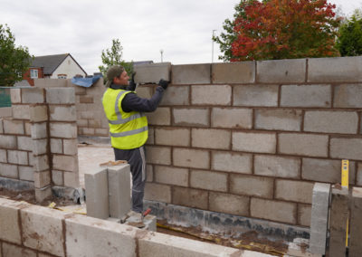 Find me a building company in Dudley