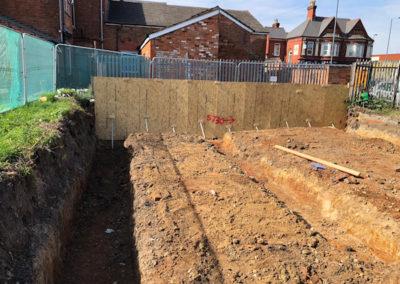 Ground Excavations