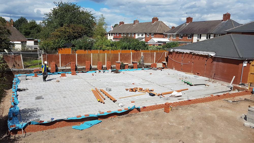 Groundworks Contractor Birmingham
