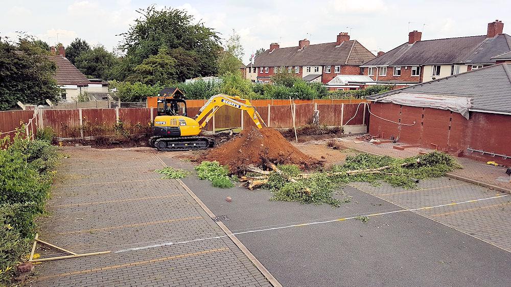 Groundworks Contractors Birmingham