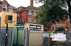 Internal Refurbishment Schools Birmingham