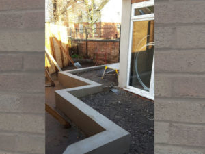 Hard Landscaping for Care Home Refurbishment