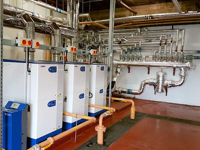 Mechanical & Electrical contractors West Midlands