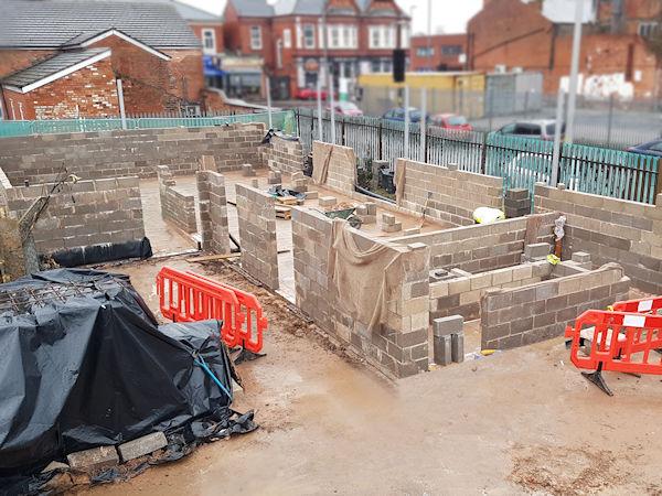 Church Construction Companies build funeral Parlour