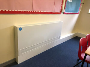 School Heating Installation