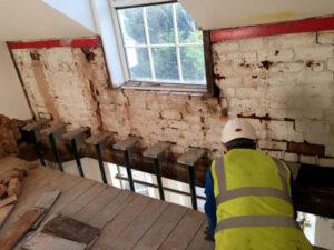 School Interior Refurbishment