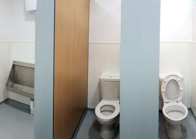 School Washroom Contractors