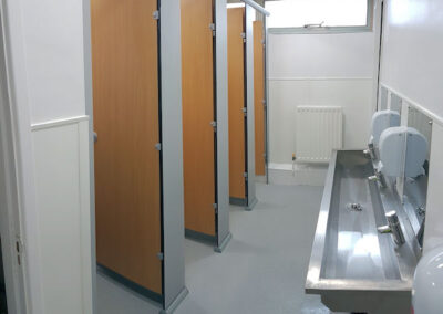 School Washroom Contractors West Midlands