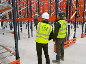 Warehouse Fit-out West Midlands
