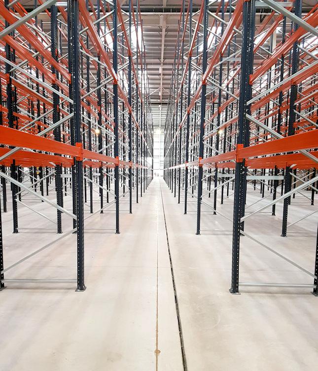Warehouse Refurbishment Birmingham