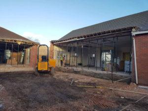 Builders that do demolition