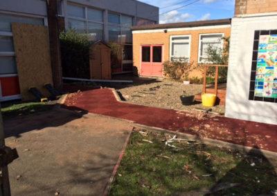 internal refurbishment schools