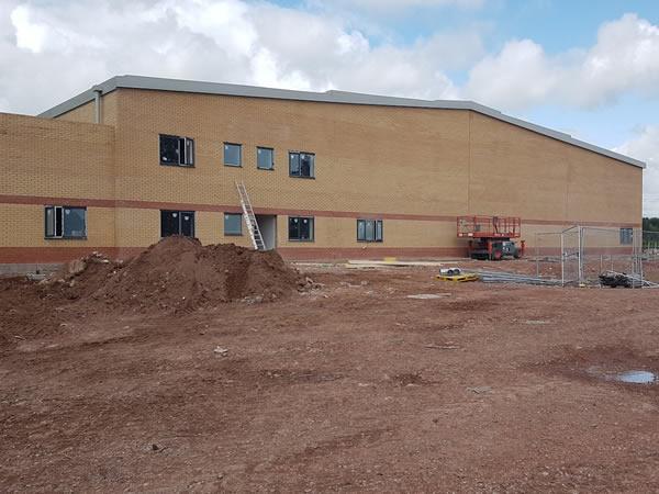 Church Building Company nears completion of refurbishment