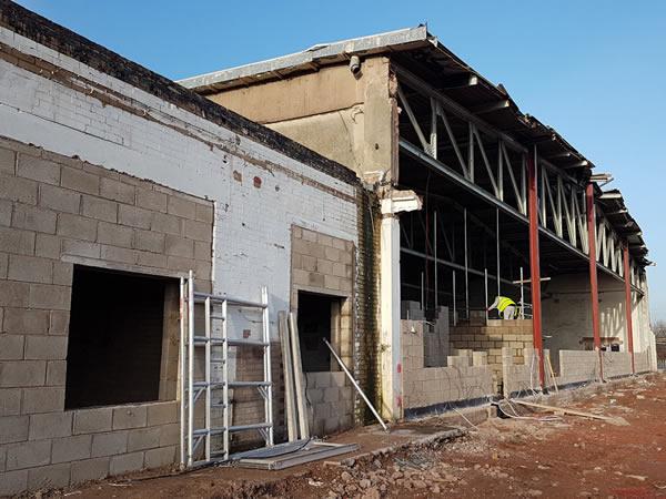 Church Building Contractors