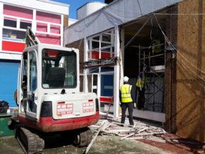 local school extension plans Birmingham
