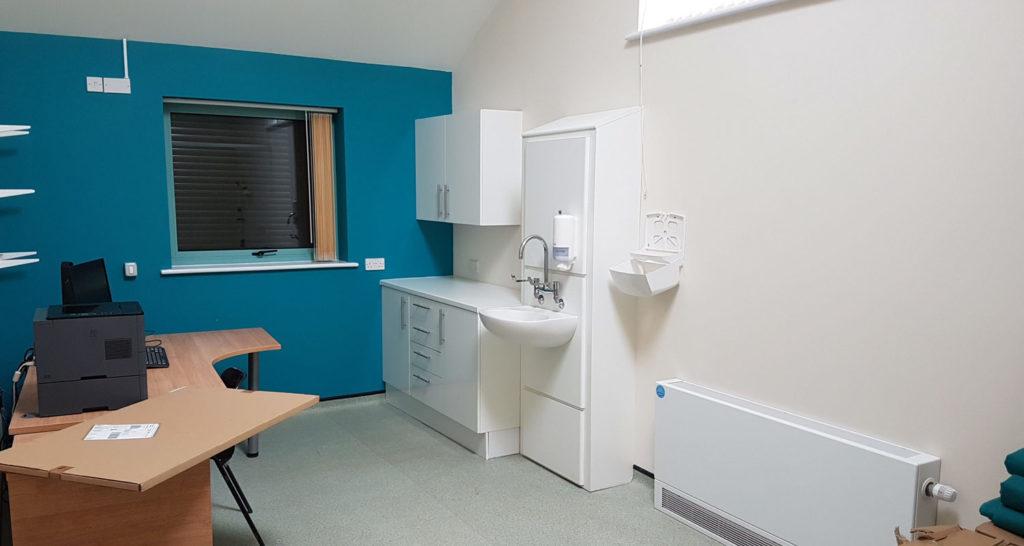 NHS Building Contractors