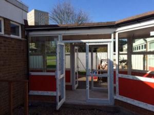 school building refurbishment