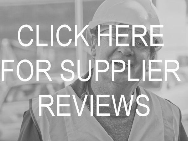 Supplier Reviews
